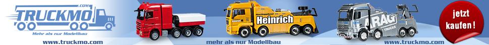 Lkw-Modelle und Baumaschinen-Modelle Blog