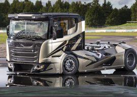 Scania Svempas Chimera – das PS-Monster von Svempa Bergendahl