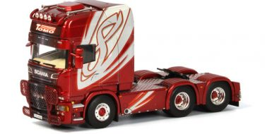 WSI Showtruck Scania Tomo Logistic AS