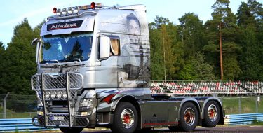 Robuster MAN TGX aus Norwegen – JS Distribusjon 05-0039