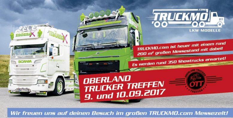 TRUCKMO.com – Oberland Trucker Treffen 9. September 2017