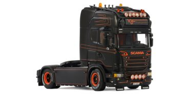 WSI VD Transporte GmbH Scania R580 V8 Showtruck