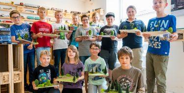 Modellbautagfür Kinder @ TRUCKMO Store in Gunskirchen