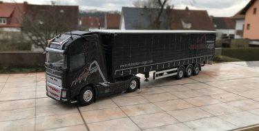 Baubericht 1:50 Dolomiten Cargo Modell