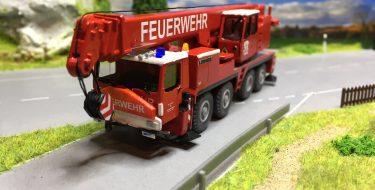 Baubericht Feuerwehrkran LTM 1070-4.1