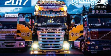 Truckmo Showtruck Kalender 2017