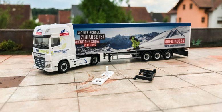 Truckmo Exklusiv Serie Buchegger