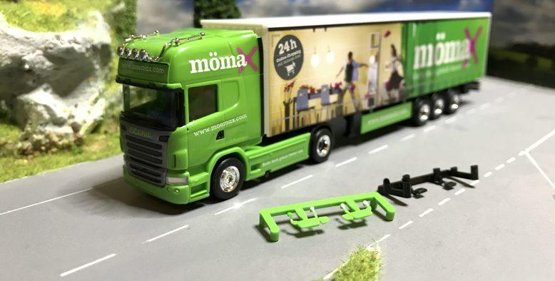 TRUCKMO.com Exklusivserie Scania Mömax