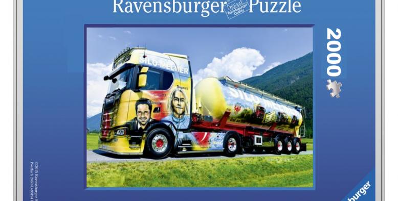 TRUCKMO Truck Puzzles