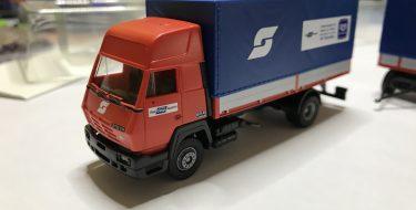 Roco LKW Steyr S91 Rail Cargo