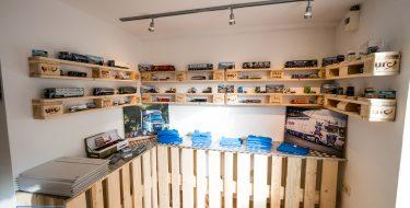 TRUCKMO Store Eröffnung in Gunskirchen / Oberösterreich