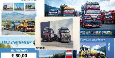 5 Geschenke für den LKW Modellsammler / -bauer